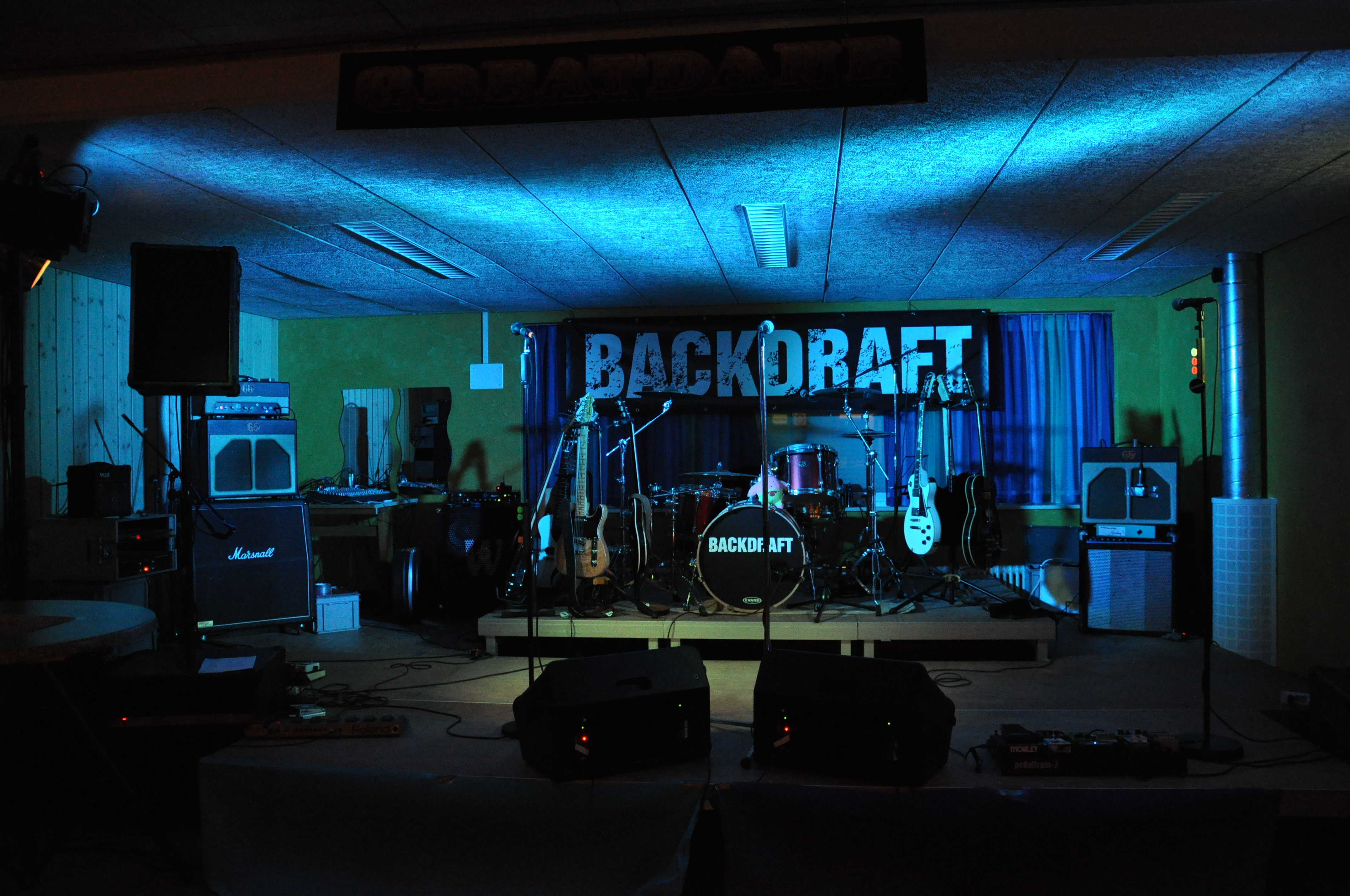 Rock im Raum, Backdraft